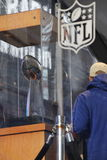 Vince Lombardi Trophy Stock Photos