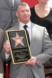 Vince McMahon Stock Images