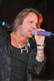 Vince Neil Royalty Free Stock Image