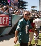 Vince Papale. Philadelphia Eagles Legend Vince Papale Royalty Free Stock Photo