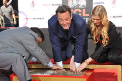 Vince Vaughn Stock Photography