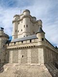 Vincenes castle tower Royalty Free Stock Photography