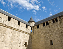 Vincenes castle tower Royalty Free Stock Photos