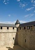 Vincenes castle tower Stock Image