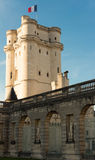 Vincennes城堡;法国 免版税库存图片