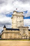 Vincennes Castle dungeon Royalty Free Stock Photo