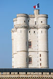 Vincennes castle Royalty Free Stock Photography