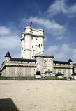 Vincennes Castle near Paris. The dungeon of the Vincennes Castle near Paris, France Stock Photography