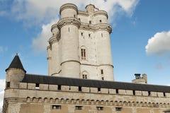 The Vincennes castle, Paris, France. Royalty Free Stock Images