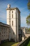 Vincennes kasztel w Paryż, Francja Obraz Royalty Free