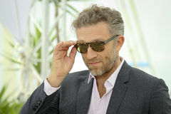 Vincent Cassel Stock Photography