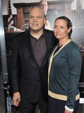 Vincent D'Onofrio. LOS ANGELES, CA - OCTOBER 1, 2014: Vincent D'Onofrio at the Los Angeles premiere of his movie The Judge at the Samuel Goldwyn Theatre, Beverly Royalty Free Stock Photo