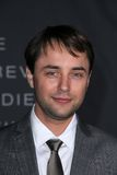 Vincent Kartheiser. At the In Time Los Angeles Premiere, Regency Village Theatre, Westwood, CA 10-20-11 Royalty Free Stock Photo