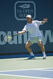 Vincent Spadea at the Los Angeles Tennis Open Royalty Free Stock Images