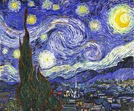 Free Vincent Van Gogh Royalty Free Stock Photography - 184509537
