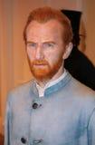 Vincent Van Gogh alla l$signora Tussaud Fotografia Stock Libera da Diritti