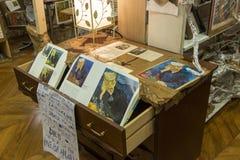 Vincent Van Gogh Foundation Arles Fotografía de archivo libre de regalías