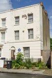 Vincent Van Gogh Home, Brixton Stock Image