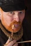 Vincent van Gogh stående av dedikation arkivbilder
