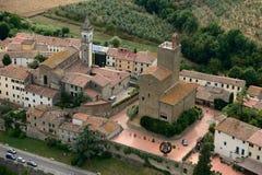 Vinci-Италия стоковые изображения rf