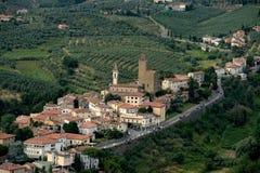 Vinci-Italien stockfotos