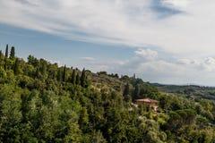 Vinci Village fotografie stock libere da diritti
