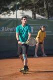 Torneo di tennis futuro di ITF Vercelli Fotografia Stock