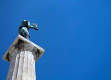 Vincitore di Belgrado Fotografia Stock