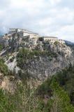 Vincitore-Emmanuel forte nel parco nazionale di Vanoise Fotografia Stock