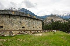 Vincitore-Emmanuel forte nel parco nazionale di Vanoise Fotografia Stock Libera da Diritti