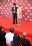 Vincitori dei premi al settantesimo festival cinematografico di Venezia immagini stock