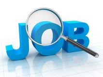 Vind Job Concept Stock Fotografie