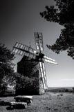 Vind maler i Provence Royaltyfri Foto