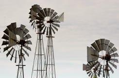 Vind rullar in Texas Royaltyfri Bild