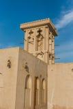 Vind som fångar tornet Arkivbild