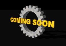 Vinda logo Foto de Stock