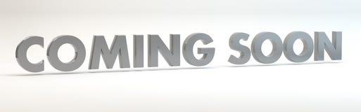Vinda logo bandeira Imagem de Stock