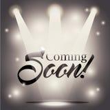 Vinda logo projeto Fotos de Stock Royalty Free