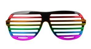 Vinda para fora óculos de sol imagens de stock