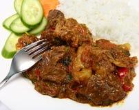 Vindaloo curry Stock Image
