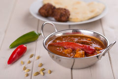 Vindaloo Curry Royalty Free Stock Images
