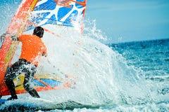 Vindfestival 2013 - Diano marina arkivfoton
