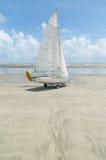 Vindsurfa fartyget Royaltyfri Foto