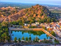 Vindyagiri lake Royalty Free Stock Image