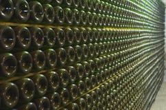 Vine bottles Royalty Free Stock Photo