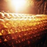 Vine Cellar Royalty Free Stock Images