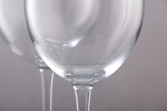 Vine glass Royalty Free Stock Images