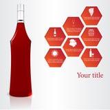 Vine vector illustration Stock Images
