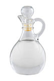 Vinegar Bottle Royalty Free Stock Image