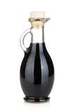 Vinegar bottle Stock Photo